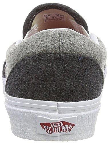 Vans U Classic Slip-On Digi Floral, Baskets Basses Mixte Adulte (wool sport) pe