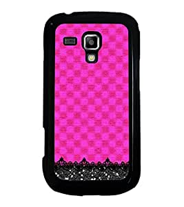 Fiobs Jaipur Rajasthan African America Cross Pattern Designer Back Case Cover For Samsung Galaxy S Duos 2 S7582 :: Samsung Galaxy Trend Plus S7580