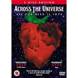 Across the Universe [DVD] [2007] [2008]
