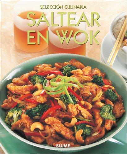 Saltear en Wok (Selección Culinaria)