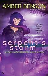Serpent's Storm (Calliope Reaper-Jones Novels)