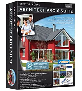 architekt pro 6 suite software