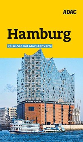 ADAC Reiseführer plus Hamburg: Das ADAC Reise-Set mit Maxi-Faltkarte zum Herausnehmen