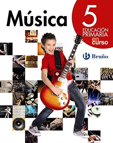 En curso Música 5 Primaria Andalucía - 9788469610800