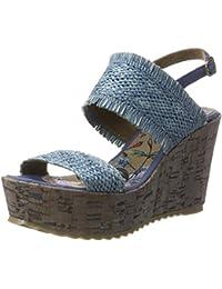 Bunker Rina, Chaussures Compensées Femme, , 41 EU