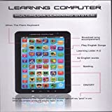 INSTABUYZ Educational Learning Tablet Computer Toys For Kids | Children | Non-Toxic Eco-Friendly Product | Helps In Improving Logical And Thinking Skills | Improves Child's Colour And Creature Identification Skill | Learn With Fun Creative Play Game | For