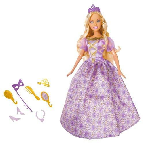 Barbie Renaissance Princess Doll Purple