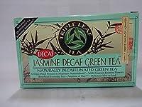 TRIPLE LEAF TEA TEA,JASMINE GREEN,DECAF, 20 BAG
