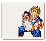 Individuelle Rechteck rutschfeste Gummi Große Mousepad Dragon Ball Z Poster 2Wasser schmutzabweisend Gaming Maus Pad