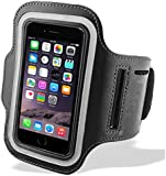 Ezi-Tech Sports Gym Running Armband Pouch For Apple iPhone 4S 4 3G 3GS iPod Touch 4th 3rd
