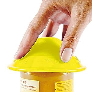 Novolife NL-40104 Konservenglas und der Flaschenöffner