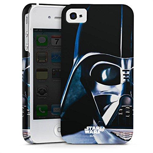 Apple iPhone 8 Hülle Case Handyhülle Star Wars Merchandise Fanartikel Lord Vader Premium Case glänzend
