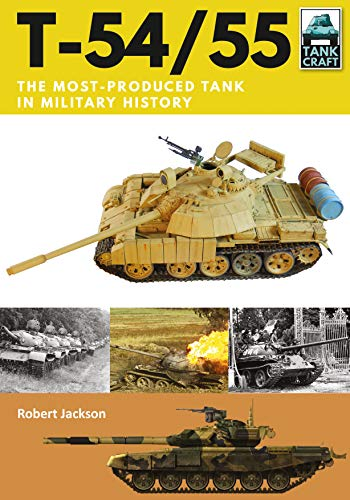 T-54/55 (Tank Craft) por Robert Jackson