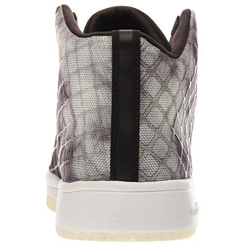 Adidas Veritas Mid Allover Graphischer Druck B34235 Kern Schwarz / Wei�-Schuhe (Grö�e 7) Cblack/Ftwwht/Cblack
