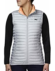 KJUS Ladies Cypress Down Vest, color baby bl. cora reef, tamaño 44 [DE 42]