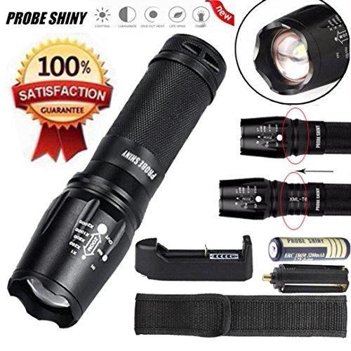 5000 Lumen G700 LED Zoom Taschenlampe X800 Militär Lumitact Taschenlampe Ladegerät Taschenlampe Licht Taschenlampe Erforschung HKFV
