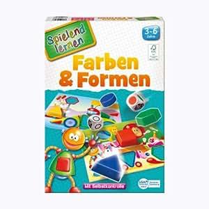 Farben Und Formen Spiel