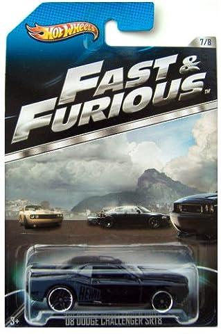 Voiture Miniature - Fast and Furious - '08 Dodge Challenger SRT8 - 7 de 8