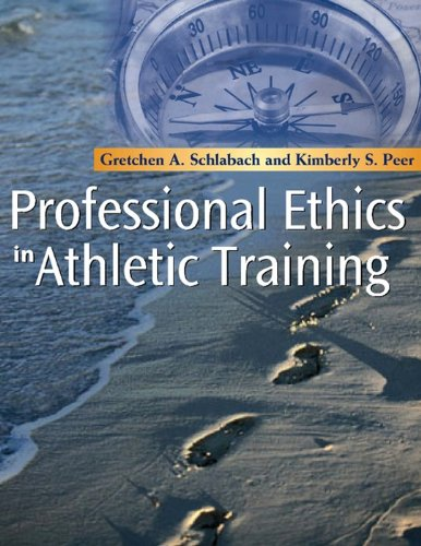 Professional Ethics in Athletic Training - E-Book (English Edition) por Gretchen A. Schlabach