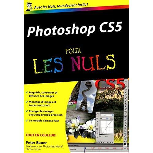 PHOTOSHOP CS5 POCHE PR LES NUL