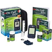 Swiss Point Of Care Extra Blutzucker Messgerät | Praktisches Starterpack mit 10 Teststreifen, 10 Lanzetten, 1... preisvergleich bei billige-tabletten.eu