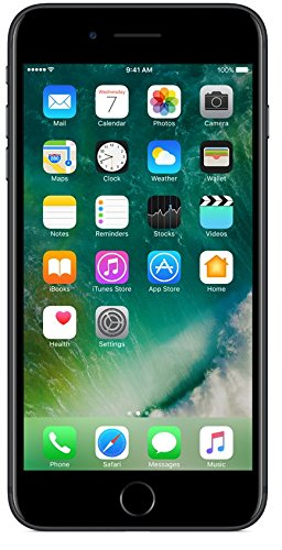 Apple iPhone 7 Plus (Black, 128GB)
