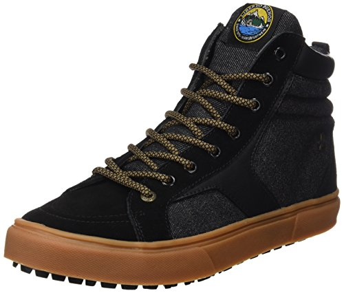 LIBERTO Lib58cl, Sneakers Basses Homme Gris (Gris Oscuro)
