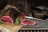 Laguiole Style de Vie Steakmesser Luxury Line, 6-teilig, Rosenholz - 7