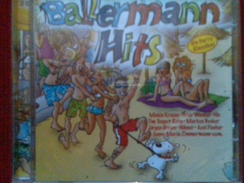 Ballermann Hits - Die Party Klassiker - 2CD Set (2011)