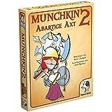 Pegasus Spiele 17212G - Munchkin 2, Abartige Axt