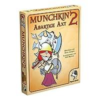 Pegasus-Spiele-17212G-Munchkin-2-Abartige-Axt Pegasus Spiele 17212G – Munchkin 2, Abartige Axt -