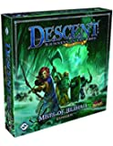 Descent 2nd Edition: Mists of Bilehall Campaign Expansion