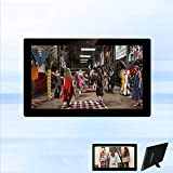 NINI Electronic Advertising Machine 15,6 Pollici Touch Wall Pubblicità Macchina Android Un Telecomando Della Macchina