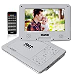 "Best Pyle Car Adapters - Pyle 9"" PORTABLE DVD PLAYER WHITE PDV91WT Review"