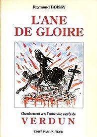 L'âne de gloire par Raymond Boissy