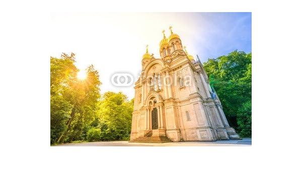 Russian Orthodox Doxe Church Wiesbaden 77643176 Wallpaper