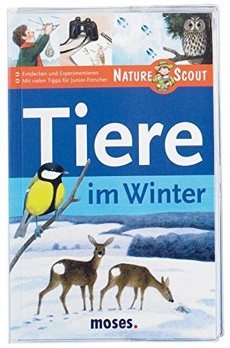 Tiere im Winter. Nature Scout
