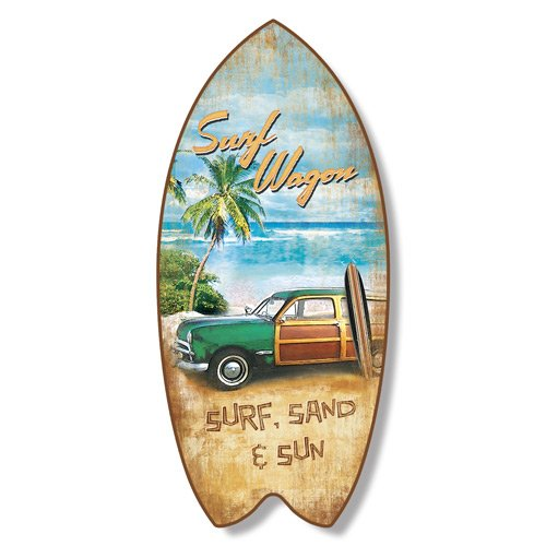 Playa-surfhund-Gamekeeper-Surf-carro-pared-costera