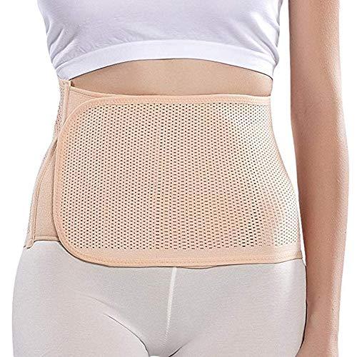 DHINGM Postpartum Bauch-Verpackungs-Gurt-Band, postnatale Frauen-Körper-Former, Postpartum Gürtel Recovery-Bauchband Gürtel, atmungsaktiv elastische Postpartum Unterstützung (Size : XL)