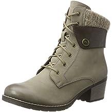 Rieker 57012-01 57012-01 - Zapatos casual de cuero para mujer