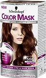 Schwarzkopf Color Mask 568 Chestnut Brown