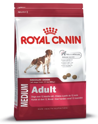 Royal Canin MEDIUM Adult 25, 15 kg- Hundefutter