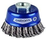 Osborn Topfbürste für Winkelschleifer 115 mm, 1 Stück, 6802608151