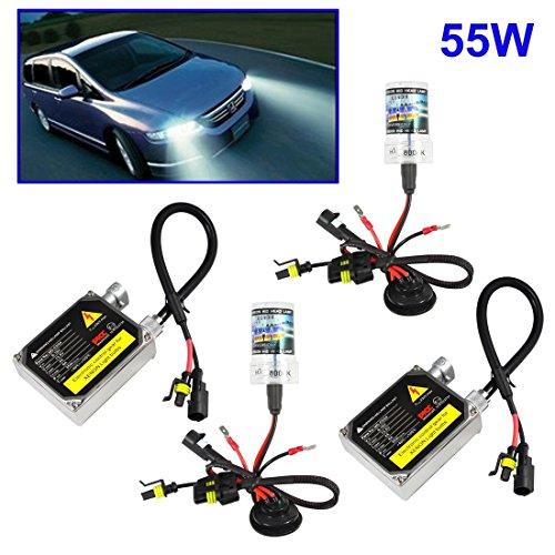 N-E Licht 55W H1 HID Xenonlicht, Hochdruckentladungslampe, Farbtemperatur: 6000K (SKU : S-cms-0323b) (High Intensity Uv-lampe)