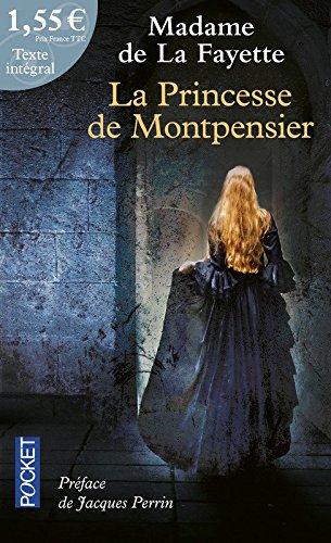 La Princesse de Montpensier par Madame de Lafayette