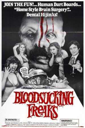 Bloodsucking Freaks film poster 61cm x 91cm 24inx36in