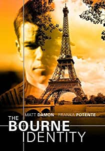 The Bourne Identity Plakat Movie Poster (27 x 40 Inches - 69cm x 102cm) (2002) D