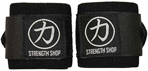 Strength Shop Hercules – Wraps