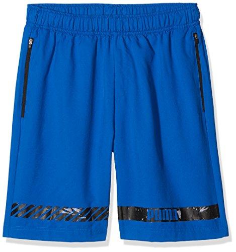 Puma Herren Active Tec Woven Shorts lapis blue-puma black