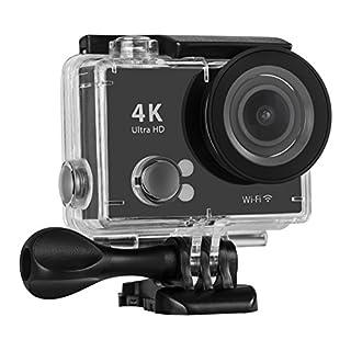 ACME VR06 4K Sports und Action Camera mit Wifi schwarz